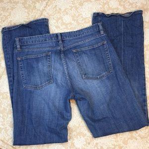J. Crew Factory Boot Cut Jeans